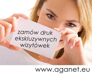 AGAnet.eu, ekskluzywne wizytówki